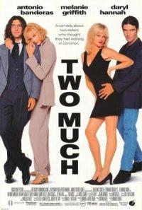 Eine Blondine zuviel - Two Much poster