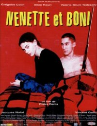 Nénette et Boni poster