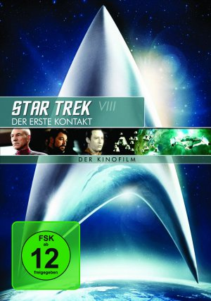 Star Trek: First Contact 1500x2136