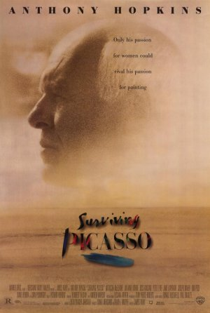 Surviving Picasso Poster