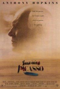 Picasso ile yasamak poster