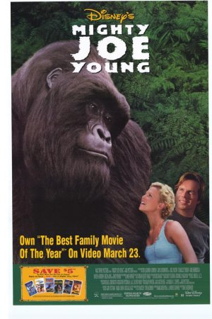 Mighty Joe Young 580x870