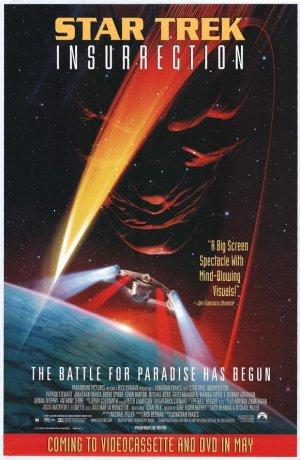 Star Trek: Insurrection 580x889