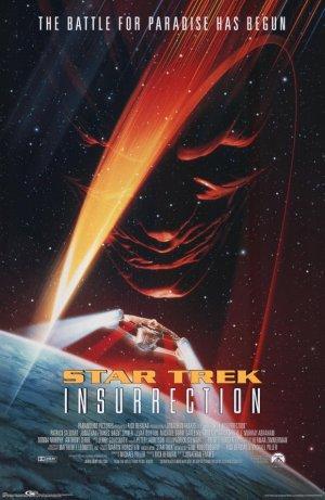 Star Trek: Insurrection 580x891