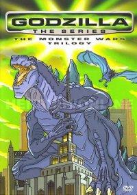 Godzilla: The Series poster