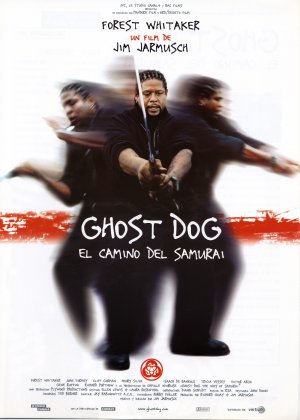 Ghost Dog: The Way of the Samurai 2507x3509