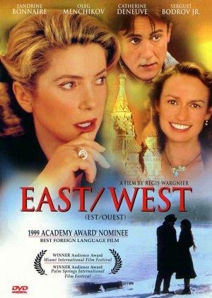Est-Ouest - Eine Liebe in Rußland 570x800