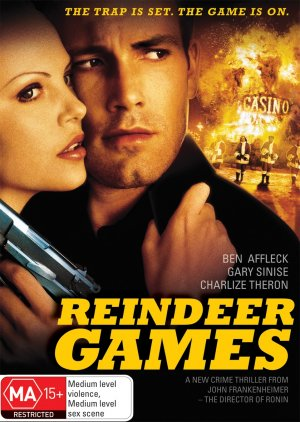 Reindeer Games Dvd cover