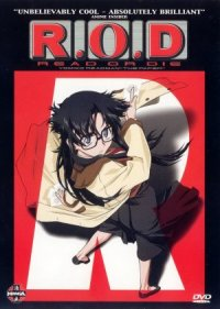 Read or Die poster