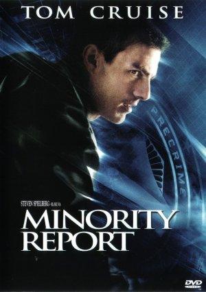 Minority Report 705x1000