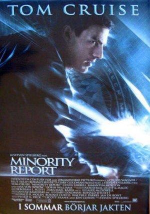 Minority Report 387x550