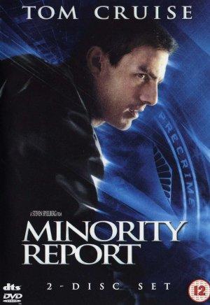 Minority Report 688x1000