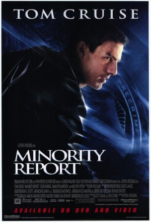 Minority Report 580x848