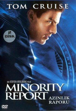 Minority Report 686x1000