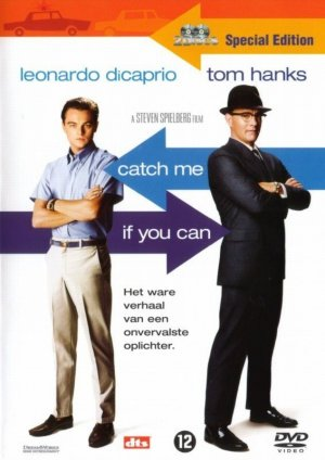 Catch Me If You Can 566x800