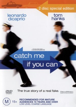 Catch Me If You Can 710x1000