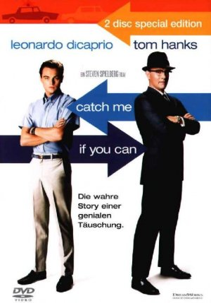 Catch Me If You Can 560x800