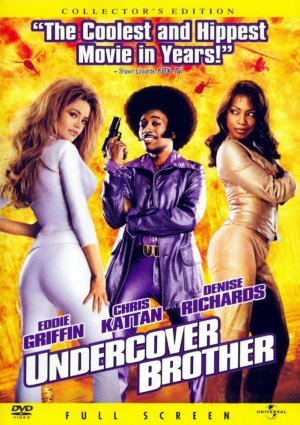 Undercover Brother Cover