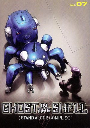 Ghost in the Shell - Stand Alone Complex 704x1000