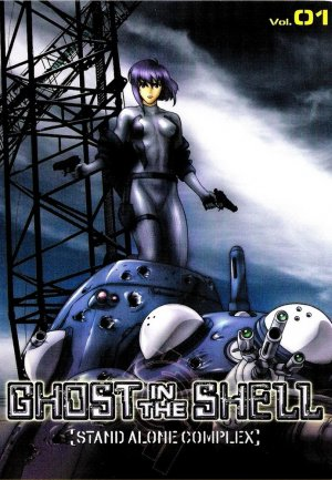 Ghost in the Shell - Stand Alone Complex 692x998
