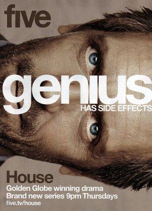 Dr. House 720x1000