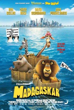 Madagascar 605x900