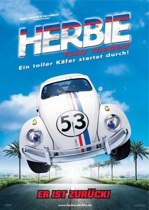 Herbie Fully Loaded - Ein toller Käfer startet durch 2594x3647