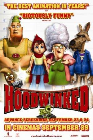 Hoodwinked! 488x732