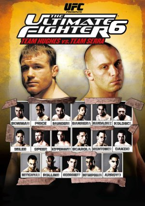 The Ultimate Fighter 1524x2161