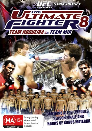 The Ultimate Fighter 1527x2161