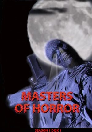 Masters of Horror 1516x2169