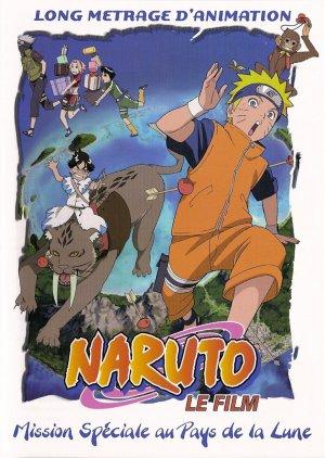 Naruto - The Movie 3 - Die Hüter des Sichelmondreiches 1530x2154