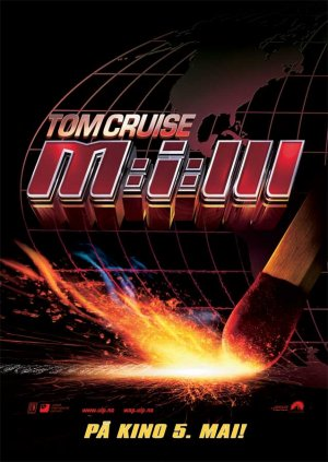 Mission: Impossible III 638x900