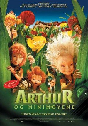 Arthur und die Minimoys 630x900