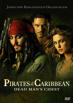 Pirates of the Caribbean: Dead Man's Chest 1548x2175