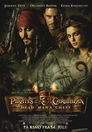 Pirates of the Caribbean: Dead Man's Chest 630x900