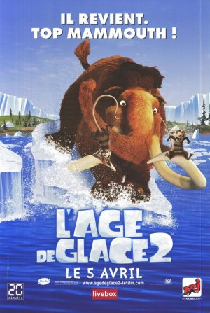 Ice Age 2 - Jetzt taut's 580x865
