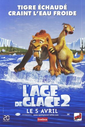 Ice Age 2 - Jetzt taut's 580x863