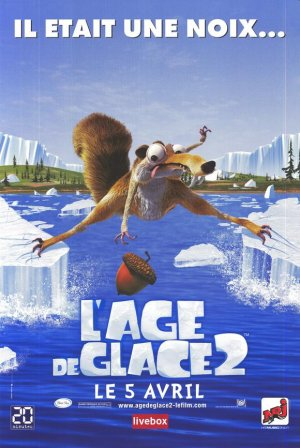 Ice Age 2 - Jetzt taut's 580x866