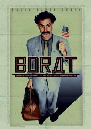 Borat: Cultural Learnings of America for Make Benefit Glorious Nation of Kazakhstan 633x900