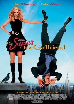 My Super Ex-Girlfriend 639x900