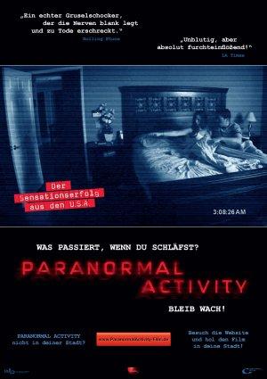 Paranormal Activity 2807x3974