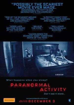 Paranormal Activity 600x848