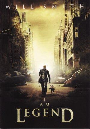 I Am Legend 2464x3504