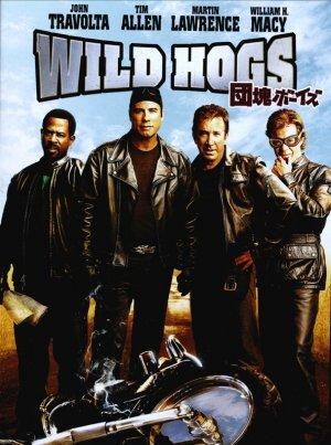 Wild Hogs 592x795