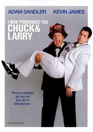 I Now Pronounce You Chuck & Larry 1541x2175