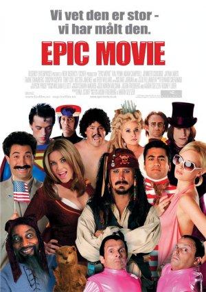 Epic Movie 636x900