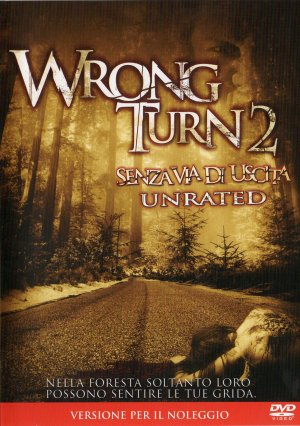 Wrong Turn 2: Dead End 1522x2160