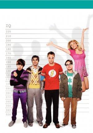The Big Bang Theory 1592x2271
