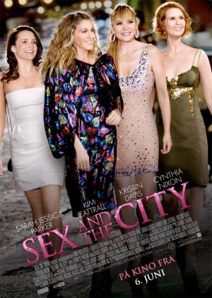 Sex and the City 640x900